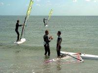 Lecciones de windsurf