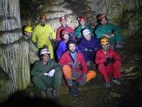 grupo de espeleologia