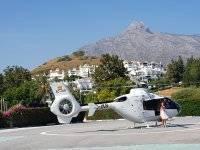 Vuelo en helicoptero por Ronda y experiencia Spa