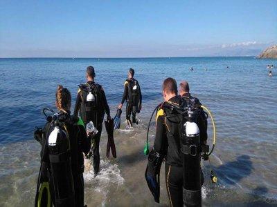 Curso PADI Open Water Diver en Salou 3-5 días