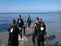 PADI开放水域潜水员课程在萨洛3-5天
