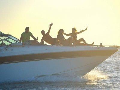 Gita in barca di mezza giornata a Lanzarote e bevande
