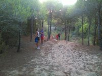Senderismo para niños en Los Alcornocales 4h 30min