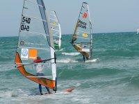 Iniciación al windsurf en Tenerife