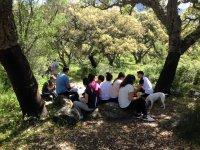 Escapada fin de semana en familia Los Alcornocales