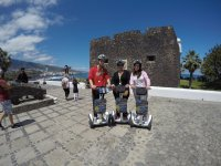 Meet Tenerife on Segway