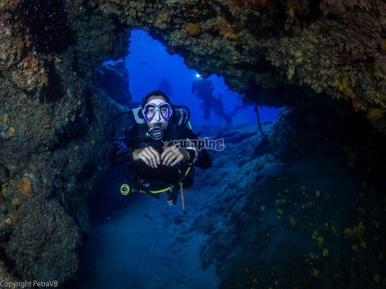 兰萨罗特潜水包