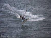 Practicar kite en Tenerife