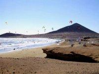 Clases prácticas de kite