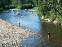 Pesca en el Valle de Iruelas
