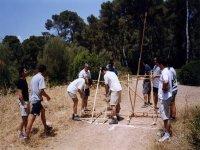 Costruire una tenda