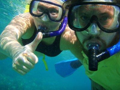 Salida de snorkel en Los Caños de Meca