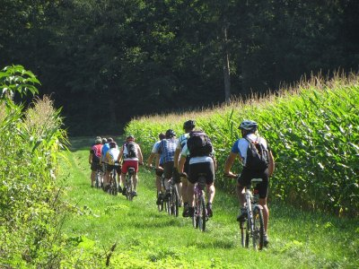 Percorsi per mountain bike a Cadice, Adulto