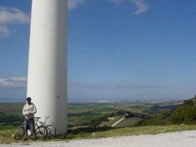 Alquiler de bicicleta de montaña por 1 día