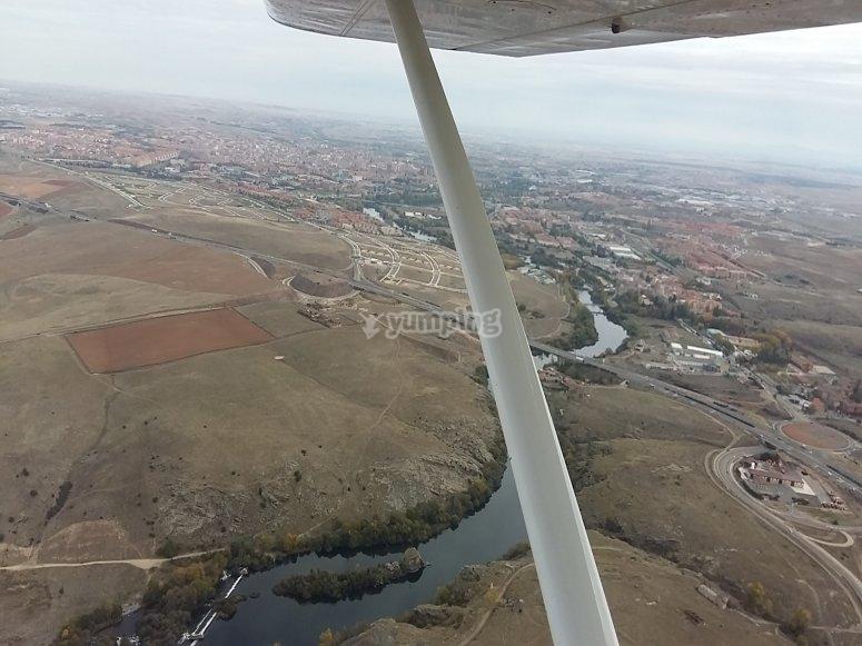 Algodor flight