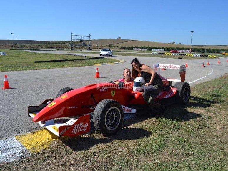 Pilotar un fórmula en Circuito de Sevilla