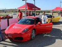 Pilotar un Ferrari 1 vuelta en Circuito de Calafat