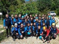 Canyoning groups