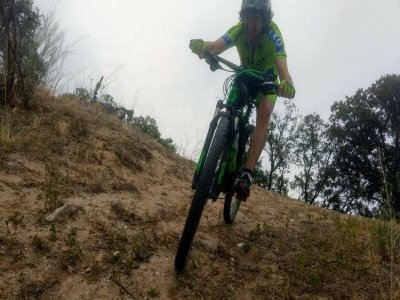 MTB Course in Madrid - 7 Days