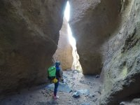 Arcos Canyon at Tenerife, Beginners