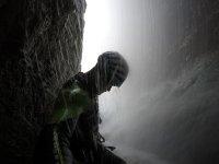 Barranquismo en cascadas