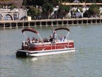 Esclusivo itinerario in battello sul Guadalquivir 2h