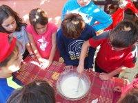 Campamento con actividades en inglés