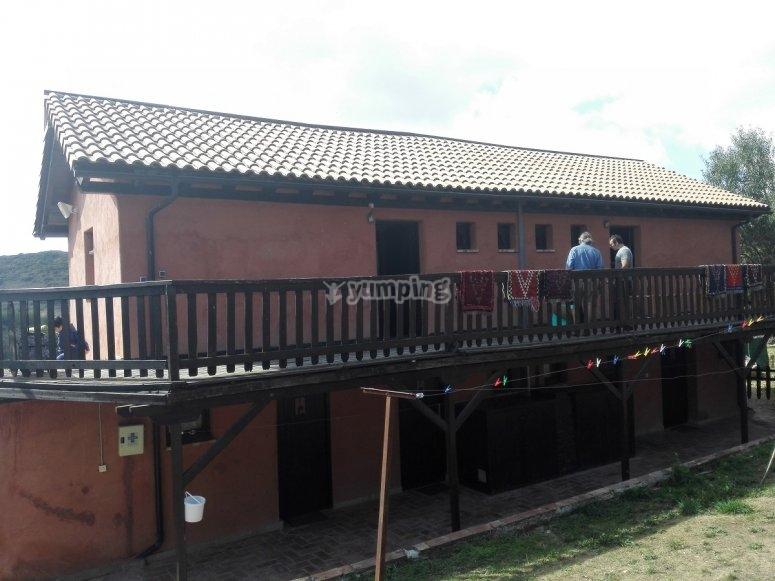 Campamento en San Martín de Unx