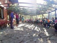 Campamento de inglés para niños