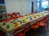All kinds of thematic parties