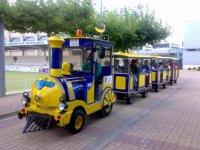 Tren turistico