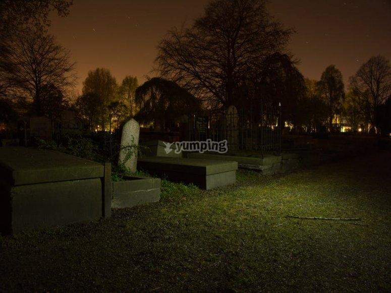 Cementerio de las Ánimas