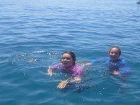 disfruta del mar