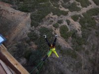 2 Bungee Jumps at Albentosa + Free Video