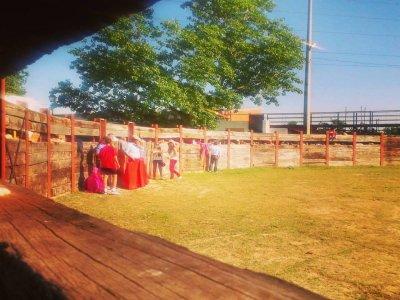 Capea + Barbacoa para Team Building en Fuenlabrada