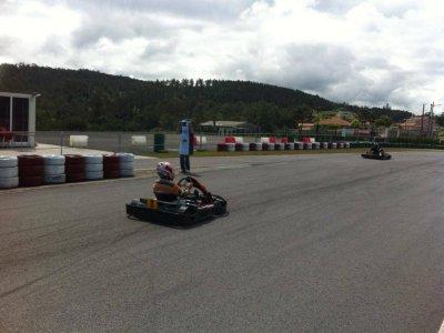 Campionato Super GP nel karting di Valga