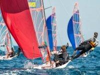 competicion de windsurf