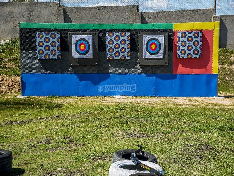 Zona de tiro con arco
