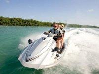 Expediciones con motos de agua
