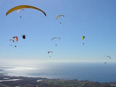 Adrenaline Sport Holidays Parapente