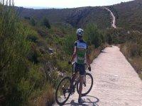 En bici por granadella