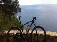 En bici por miradores