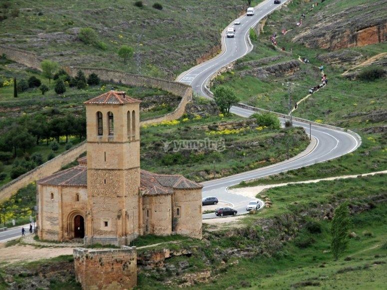 Recorrido por Segovia