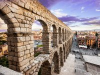 Tour por Segovia bus desde Madrid tarifa adultos