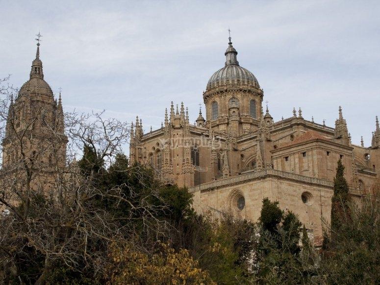 Vistas de Segovia