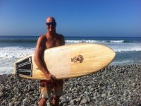 listo para surfear
