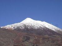 El paisje del Teide