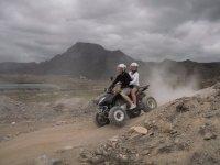 Expediciones en quad