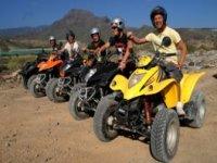 Rutas en quad