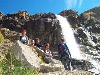 waterfall of Cotatuero